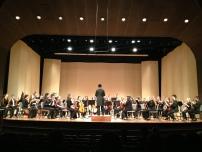 Boston University Symphony Orchestra, Boston, USA, 2013.