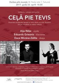 Durbes pils_afisa_koncerts_Cela_pie_Tevis