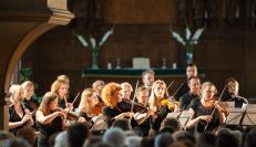 """St. Peter's Church, Riga, Latvia, 2017. With """"Collegium Musicum Riga"""""""