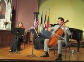 Recital in Minneapolis, MN, USA, 2016.