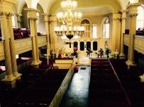 King's Chapel, Boston, USA, 2016.