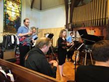 St. John's Church, Jamaica Plain, MA, USA, 2016.