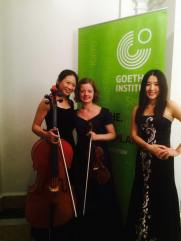 Goethe Institute, Boston, USA, 2014.
