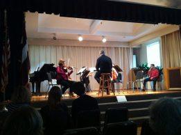 Peteris Aldins author-concert . Boston, USA, 2015.